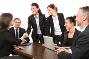 会議時間削減と有意義な会議実現が可能