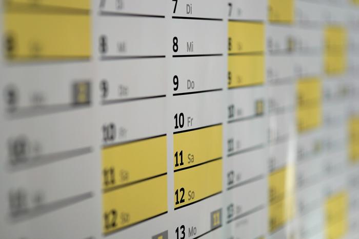 カレンダーとSlack連携